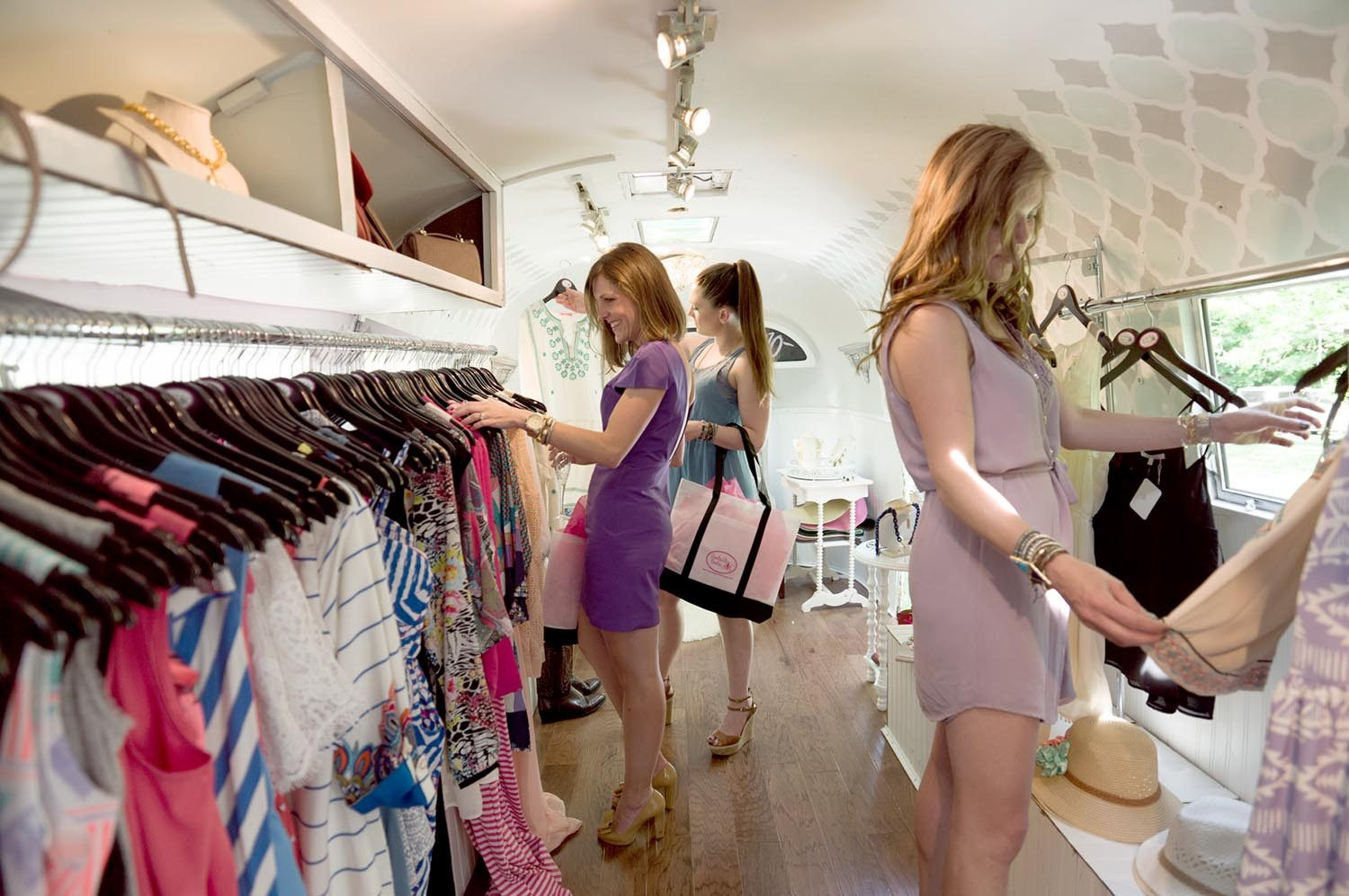 Traveling Chic Boutique Trunk Show Bethel CT