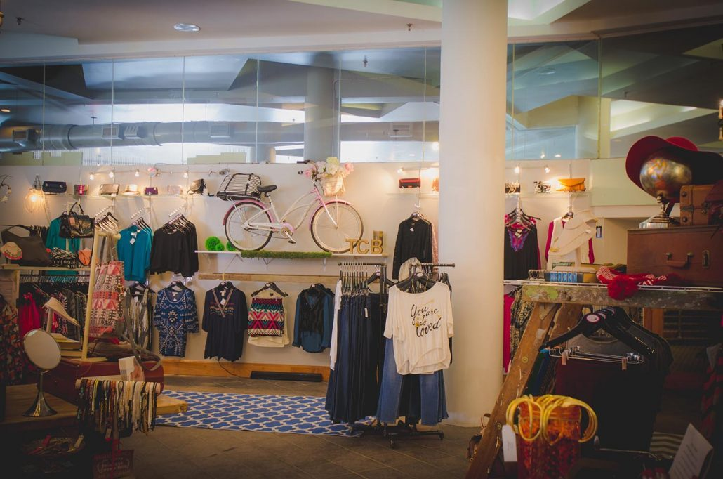 Located in the heart of Downtown Asheville