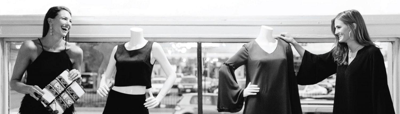 Traveling-Chic-Boutique-Richmond-VA-Black-and-White-Ad