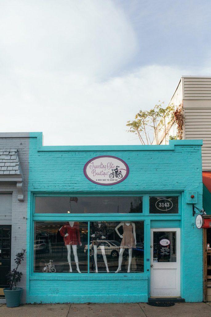 Visit Traveling Chic Boutique in Richmond, VA